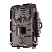 美国博士能BUSHNELL  野外夜视摄像机记录仪 119836C 12MP  1280X720摄像 60英尺红外 32个低闪LED 1.5寸黑白屏