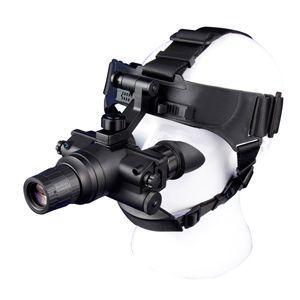 奥尔法ORPHA ONV2+ 准三代 手持头戴式两用红外微光夜视仪 高清晰 1x25头戴