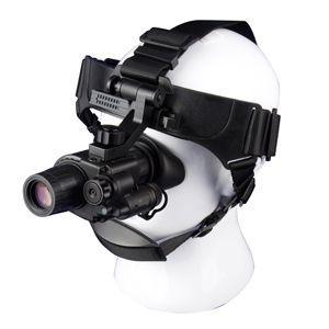 奥尔法ORPHA G120+ 准三代 1X25 手持头戴单筒红外夜视仪