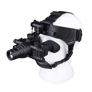 奥尔法ORPHA ONV3+ 准三代 手持头戴两用夜视仪 高清晰 视频输出 带显示屏 双镜头