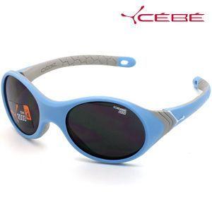 法国Cebe太阳镜 儿童太阳镜 Kanga系列 CB198300103 蓝灰色款 1-4岁