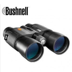美国 bushnell博士能双筒测距仪 测距望远镜202312 1760码 12x50
