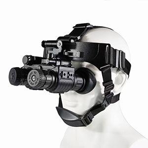 ORPHA奥尔法 B120+ 准三代 头戴手持红外微光双筒夜视仪 1x25 高清晰