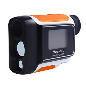 图雅得Trueyard 高尔夫激光测距仪/测距望远镜 GP1300 测距1300码 外置显示屏 测角度 测斜坡距离 连续测距