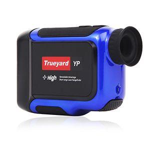 图雅得Trueyard激光测距仪测距望远镜YP500H 测距500码 升级款 测高度测角度测速度测水平距离 连续测距