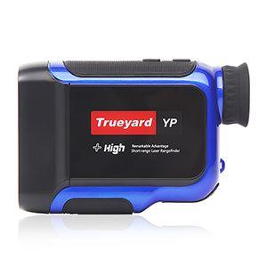 图雅得Trueyard激光测距仪测距望远镜YP900H 测距900码 升级款 测高度测角度测速度测水平距离 连续测距