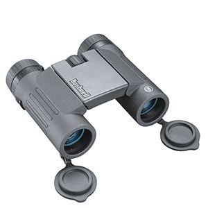 美国BUSHNELL博士能奖杯10X25便携式高清双筒望远镜户外旅游演唱会