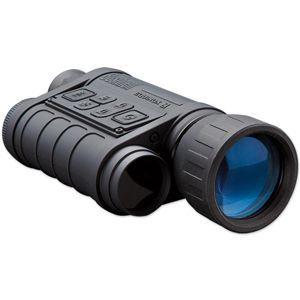 美国博士能bushnell 260150  红外微光数码拍照录像昼夜两用变倍夜视仪  6.6-18倍放大